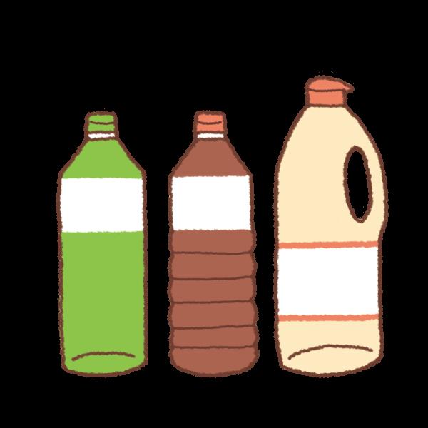 缶・ビン・ペットボトル・廃乾電池